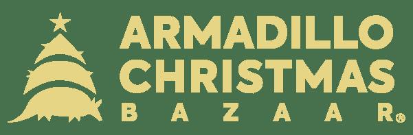 Armadillo Christmas Bazaar Logo