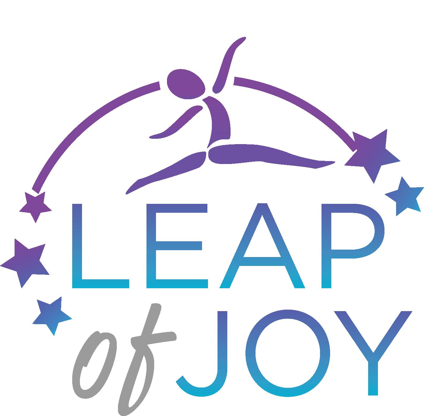Leap of Joy logo